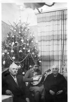 Weihnachten mit den Großeltern