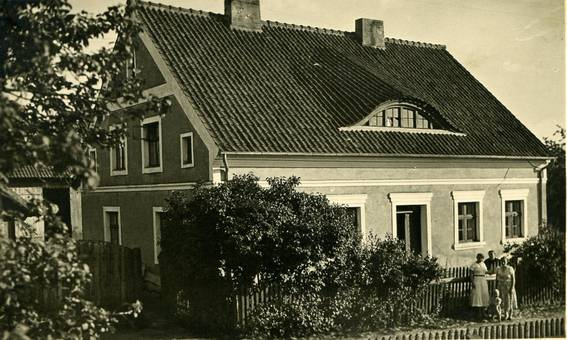 Gut Ostpreußen Herrenhaus