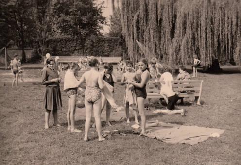 Freiluga in Köln 1959