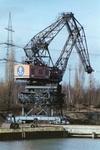 Portalkran Westhafen WHE
