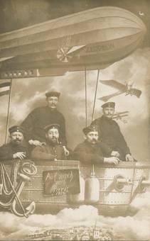 """""""Auf nach Paris 1914"""""""