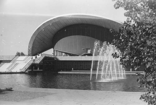 Berliner Kongresshalle
