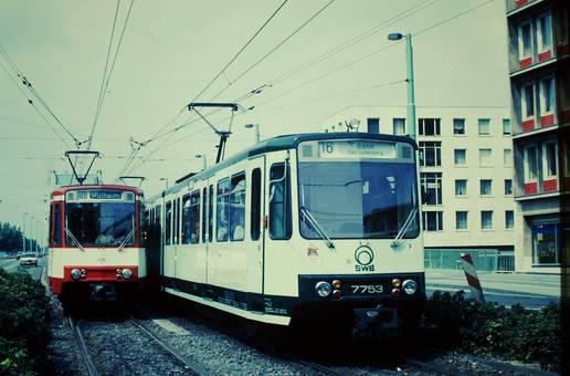 Eröffnung Stadtbahnlinie 16