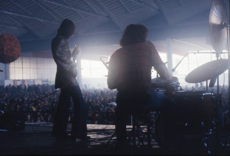 1974, German Pop Meeting, Gitarre, konzert, Schlagzeug
