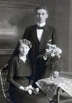 Brautpaar 1915
