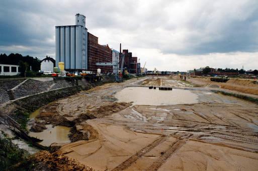 Umbau des Innenhafens