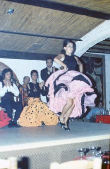 Tänzerin