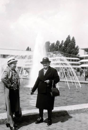 essen, Grugapark, Springbrunnen