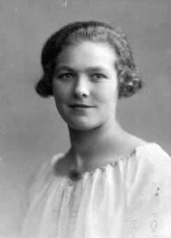 Porträt meiner Großtante