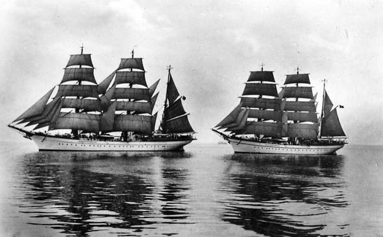 Segelschulschiffe
