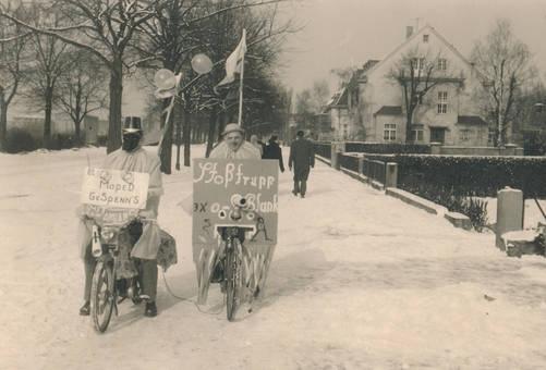Moped Gespens