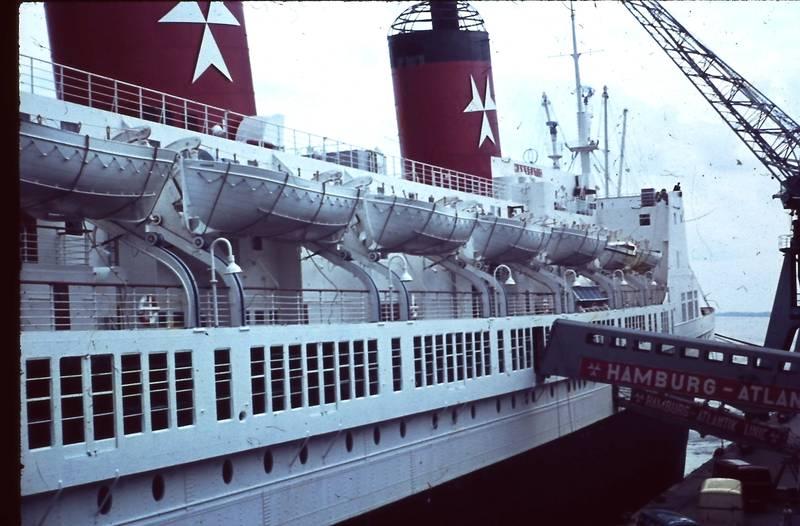 Hanseatic, Hapag-Lloyd, Kreuzfahrtschiff, Reederei, schiff