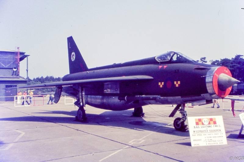 Flugtag, flugzeug, Lightning, RAF, RoyalAirForce, Wildenrath