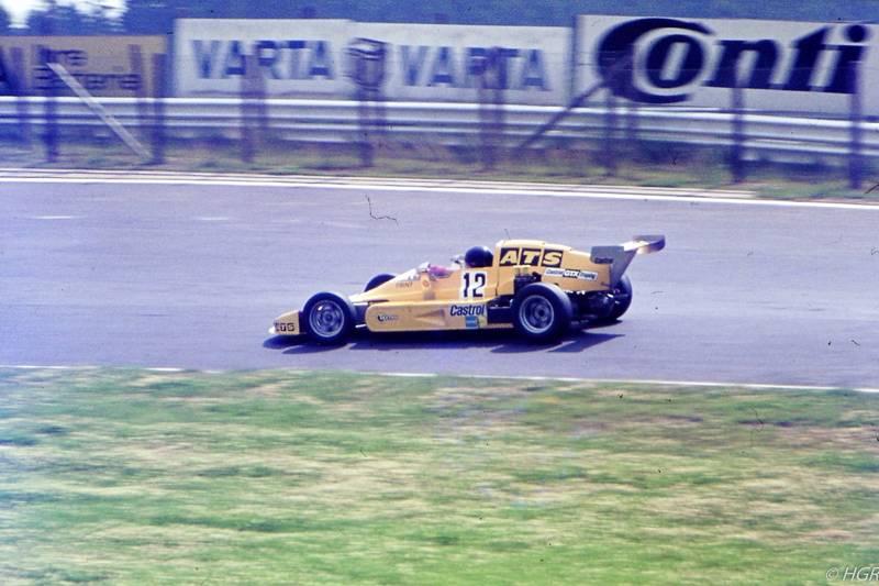 ats, auto, Formel Super Vau ATS Lola T324, nürburgring, rennwagen