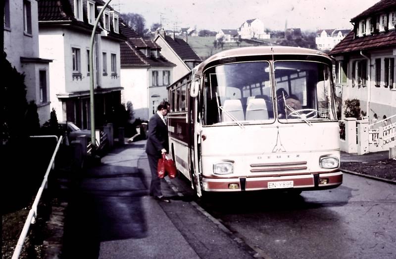autobus, bus, Bushaltestelle, deutz