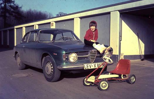 Mein erster Alfa Romeo