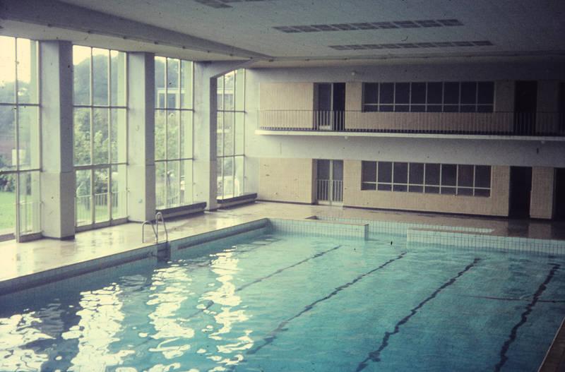 Fliesen, Hallenbad, Schwimmbecken, schwimmerbecken