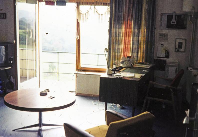 büro, einrichtung, Herne, Möbel, schreibtisch, sessel, telefon, tisch