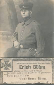 In Erinnerung an Erich Böhm