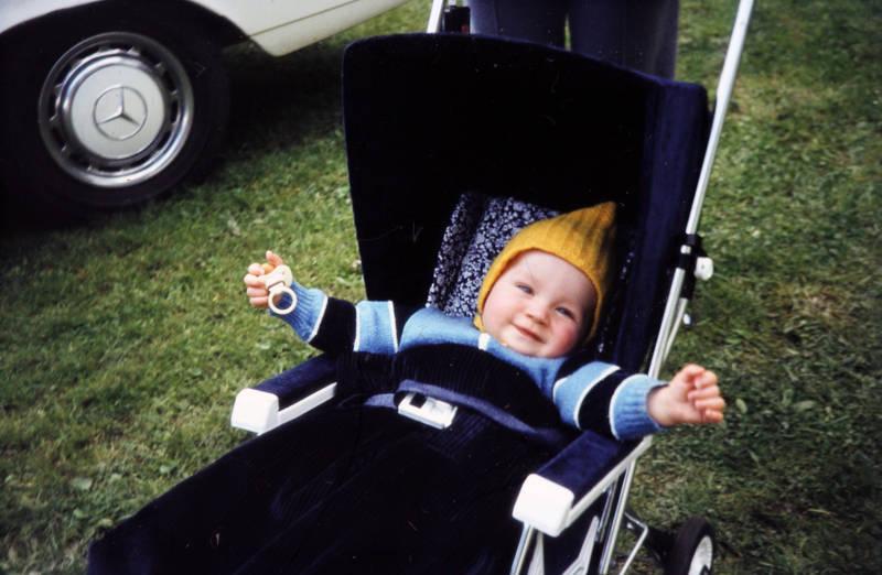 baby, kinderwagen, Kindheit, kleinkind, Schnuller