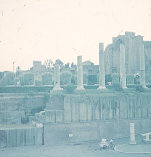 Italienreise, Pompeji, Ruine, verschüttung, Vesuv