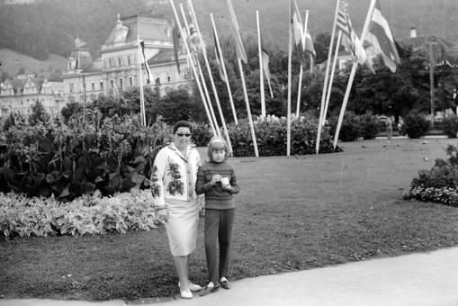 In Bregenz am See