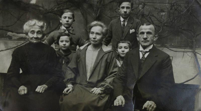 familie, Geschwister, Kindheit, Pommern, Stettin, Szczecin, Westpommern