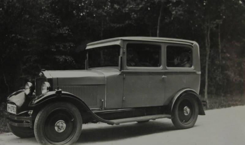 auto, autofahrt, familie, KFZ, limousine, Opel, Opel-4/16, PKW, straße
