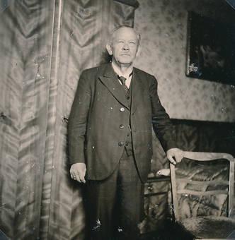 Großvater Böhm