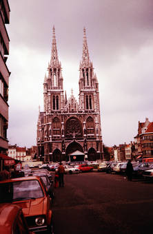 Ostende Kirche