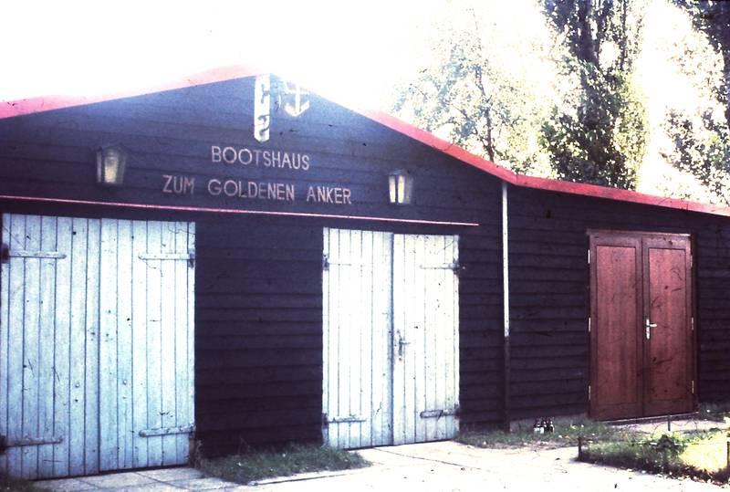 Bootshaus, Bremen, Kanu-Club, Paddelurlaub