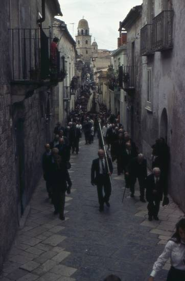 Italien, Kampanien, Prozession, Religion