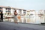 Am Hafen von Grado