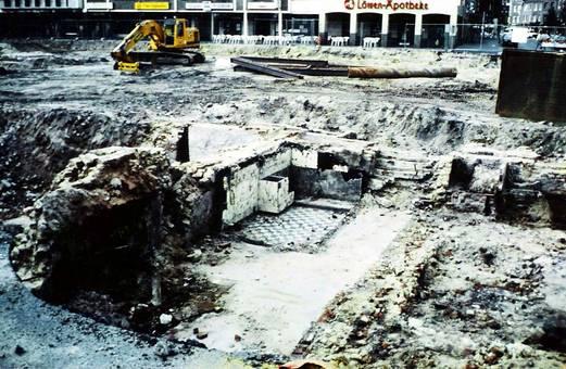 Archäologische Grabung
