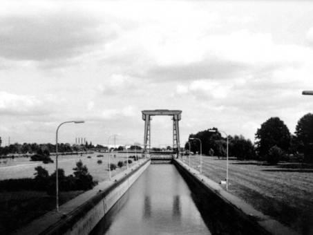 Schleuse Friedrichsfeld