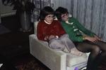 Gemeinsam im Sessel