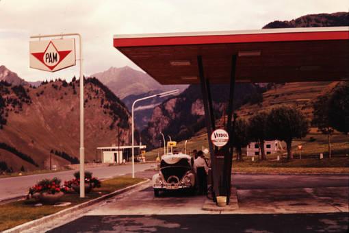 PAM-Tankstelle