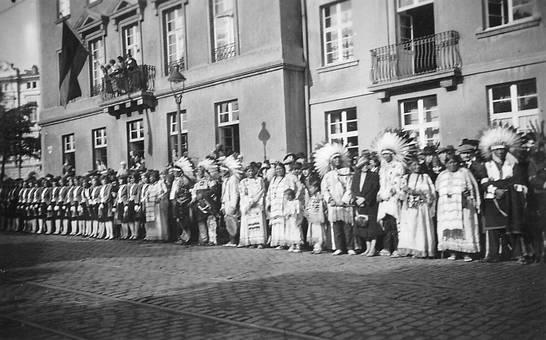 Zirkus Sarrasani in Aachen