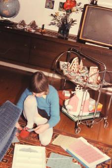 Lebkuchenhäuser und Spiele