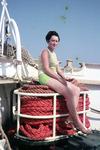 Auf einem Schiff