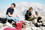 Berg-Picknick