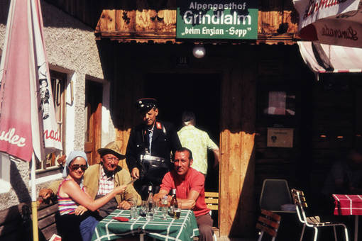"Alpengasthof ""Grindlalm"""