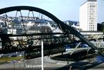 Wuppertal. Schwebebahn