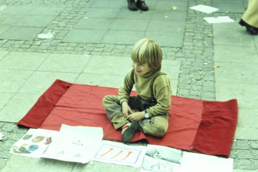 Kleiner Kunsthändler
