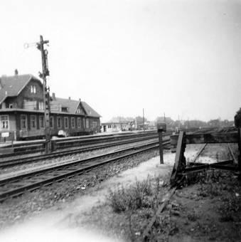 Bahnhof Bottrop