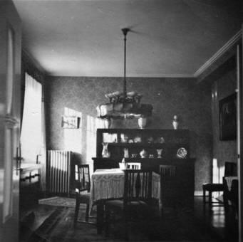 Wohnzimmer 1930er Jahre