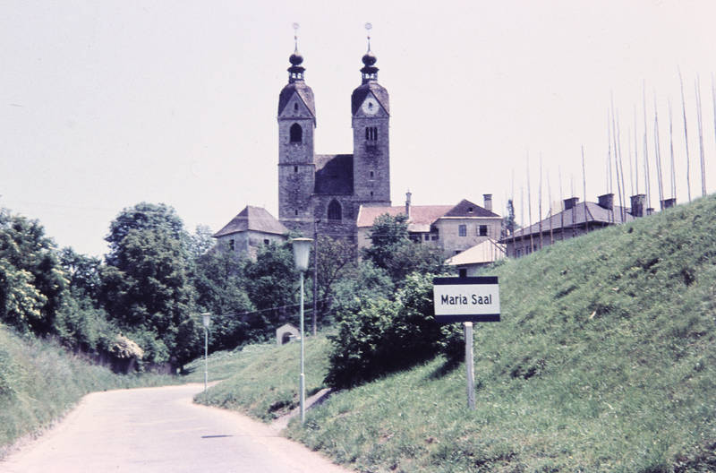 kirche, maria saal, marienkirche, Österreich