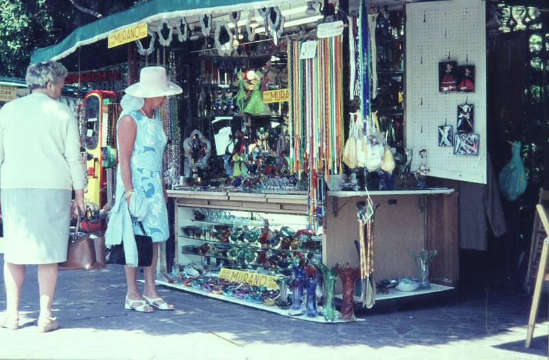 hut, markt, marktstand, mode, murano, Souvenir