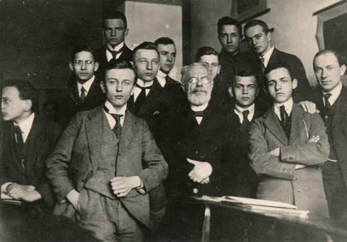 Abiturjahrgang 1921