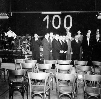100 Jahre Eisenwerk